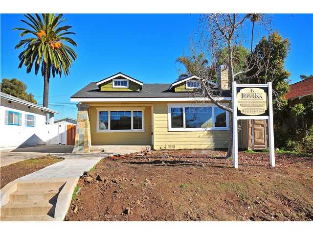 3519 Grim Ave -  San Diego, CA 92104