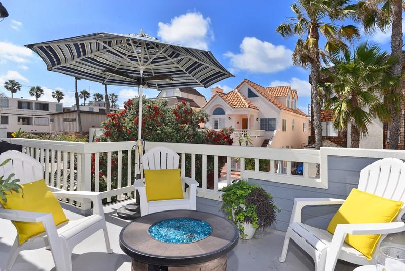 731 Capistrano Place -  San Diego, CA 92109